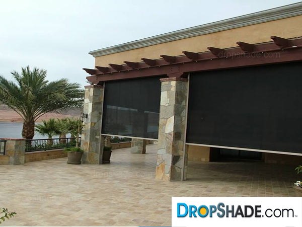 Beau Patio Dropshade Images Patio Dropshade Images Patio Dropshade Images ...