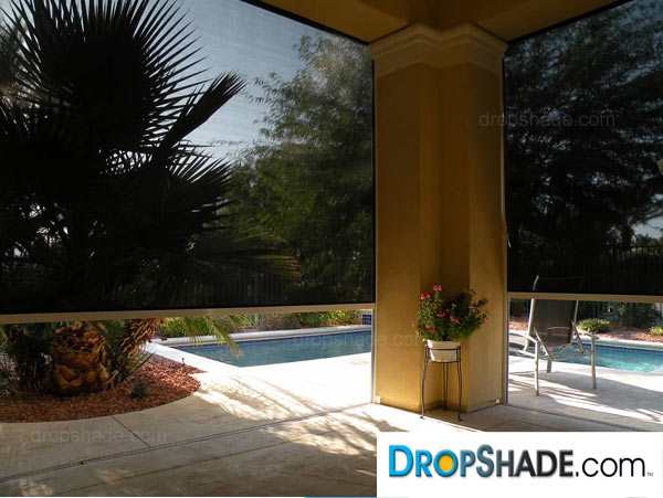 Beautiful ... Shades Patio Dropshade Images ...