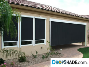 Order Our Custom Shades And Screens Online.