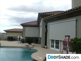 ... Patio Dropshade Images ...