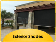 Patio Drop Shades